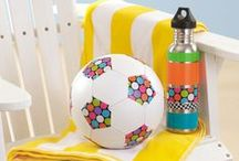 Duct Tape Crafts | Summer / Learn how to make fun, summer vacation duct tape crafts and activities that are perfect for Memorial Day, Fourth of July, and Labor Day celebrations.  / by Duck Brand