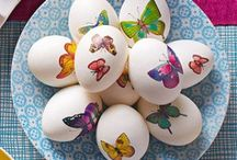 Spring to it!  / Easter & St. P's Day inspirations.