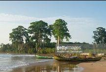 Busua Inn guesthouse at Busua Beach Ghana Africa / Our lovely and intimate #BusuaInn  #guesthouse #Busua #Beach #Ghana http://busuainn.com/index.htmlhttp://goo.gl/qbrLZh   http://olivbusua.blogspot.com/