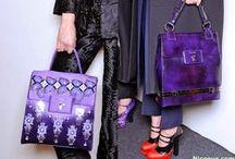 Bag Lady / Purses galore