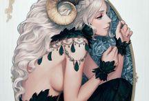 Capricorns RULE the WORLD.;) / Zodiac