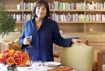 Barefoot Contessa: Ina Garten's Guide to Life / I am a huge fan of Ina Garten - The Barefoot Contessa.  She has taught me more about cooking & entertaining that almost anyone.  I thought I would combine all my Ina pins into one collection.  For more inspiring things ... visit my blog lifestylefilesblog.com.  / by Carrie Hampton | LifeStyleFiles