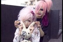 Mejibray, Diaura, Pentagon, and Dadaroma members