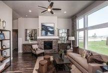 Interior Design | Gardner Village / Interior design inspiration for the home.