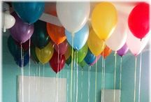 Party Ideas & shower (themes, decor, ideas) / by Angi Long