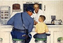 Norman Rockwell selection