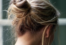 Hair / by Anne Fra Sveits
