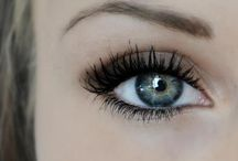 Eyes &  makeup / by Anne Fra Sveits