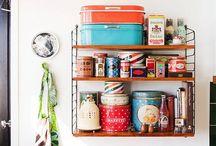 Kitchen/kjøkken/cuisine / by Anne Fra Sveits