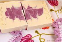 Jabones en Pastilla / Jabones artesanales elaborados con aceites vegetales y componentes naturales para mimar tu piel