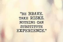 QUOTES. / Favourites inspirational quotes.