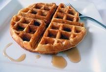 Waffles to Devour / by Jenna - Little Kitchen Big Flavors
