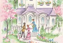 Ephemera, vintage cards & other vintage illustrations