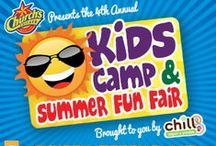 Kids Camp Fair / Kids Camp & Summer Fun Fair 2014 #kidscamp2014 / by Muscogee Moms