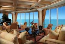 Naples FL | High-rise Condos / Naples is limited on the number of high-rise condos, especially ones that have a gulf view. Here is a collection along the gulf coast. Generally, the closer to the gulf and the higher the floor the more expensive.