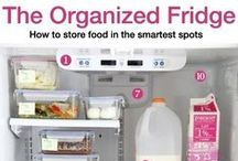 Let's Organize? / Organization Ideas