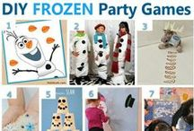 Frozen Party / by Marlena Harold