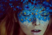 Makeup / Makeup ideas for photoshoots and inspiration to attempt for myself.