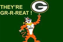 Love the Green Bay Packers!!