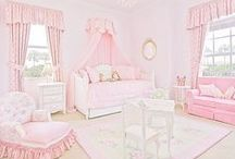 Pink Kawaii room inspiration / My goal for 2015 (and beyond) is to turn my room as pink and cute as possible. My room is very small and I can only do so much with it, but I will try my hardest.