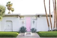 PS I love you ... / in love with the kitsch & mid century modernism of Palm Springs, CA