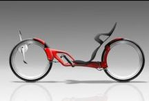 Bicycles - Recumbent / Recumbent biking is good for your legs and bottom. I like the many varieties of bikes and trikes.
