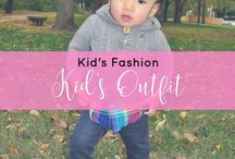 Clothes for Babies, Kids, & Toddlers / All about kids clothes, kids fashion, kids outfits, kids style, baby clothes, baby fashion, toddler fashion, toddler clothes for for any occasion and for any season - spring, summer, winter, fall.