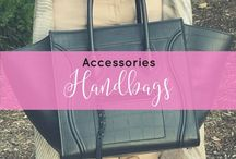 Handbags for Women / All about handbags for women for every occasion and for every season - spring, summer, fall, and winter. This board will have purses, totes, hobo bags, shoulder bags, crossbody bags, clutch, bucket bags, backpacks, top handle handbags, and so much more.