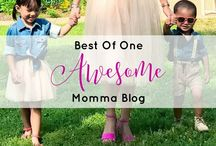Best of One Awesome Momma Blog / This board is all about parenting, parenting tips, motherhood, mom problems, mom life, life lessons, lessons learned, arts and crafts, travel, travel with kids, travel with baby, travel with toddlers, fashion including womens fashion & kids fashion. It also offers outfit ideas, style inspiration, & maternity fashion for all season - spring style, summer style, fall style, and winter style and for any occasion.  See what's new on the blog! Visit https://www.oneawesomemomma.com/ to see more.