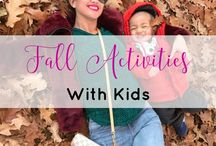 Fall Activities with Kids / All about fall activities for kids, fall activities for toddlers, fall activities with kids, fall activities with toddlers, family fall activities, fall family activities for kids, and fall family activities.