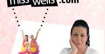 MissWells.com / Hi! I'm Melissa Meredith Wells aka Miss Wells a Creative Visualization and Vision Board Designer offering amazing and innovative tools, techniques and media to help you make your dreams, desires, and goals actualize. Creative Visualization • Vision Boards • Affirmations • Productivity and Performance • Guided Meditations