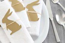 OSTERN: Nähen, Basten & Dekorieren / Viele DIY Ideen für Ostern. Ob Tischdeko, Hasenschnittmuster oder Bastelideen für Kinder. Hier findest du Inspiration für den Frühling und Ostern. Viel Spaß!