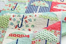 Quilts / Visual Inspiration by Quilts. Tutorials about Quilting Techniques. Amazing Colorcombinations. / by Toujours-Moi