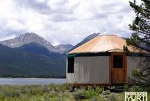 Yurts / by Colorado Yurt Company