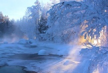 Winter / Eiskalt. / Freezing.