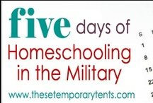 Homeschooling: The Journey Continues... / by April Pike