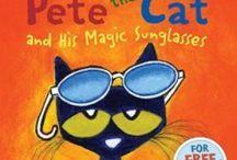 Kindergarten - Pete the Cat / by Mary Bressette-Audsley