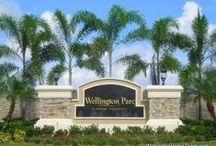 Wellington Florida Communities / Wellington Florida has beautiful gated and non-gated communities throughout. View just some of the communities Wellington Florida has to offer.