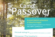 Passover / We've gathered the best recipes, decorations, crafts, resources, and activities to make sure your family has a meaningful, fun, and delicious holiday!