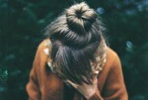 Hair!! / Hair, all hair/hair-dos / by Cara Fazio