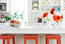 Kitchen Inspiration / Bright ideas for a beautiful kitchen