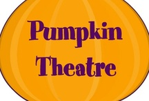 Pumpkin Theatre's 46th Season - Discovering New Friendships through Familiar Tales  / Join Pumpkin Theatre for our 46th Season - Discovering New Friendships through Familiar Tales! Performances take place at our NEW HOME 2905 Walnut Ave. For information please visit www.pumpkintheatre.com or call 410-828-1814. Subscription packages available! / by Pumpkin Theatre