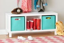 Beautifully Organized / Elegant and attractive solutions for storage and clutter containment.