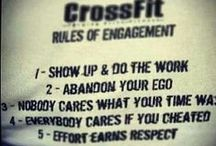 CrossFit/Olympic Weightlifting/Fitness