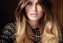 """Dip-Dye Hair Extensions / Our beautiful dip-dye extensions come in 7 fabulous and popular shades, ready to instantly transform your look. These are all 18"""" and double wefted."""