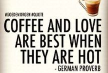 Life begins after COFFEE...
