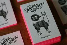 Business Card Design / Graphic design for unique business cards