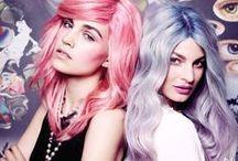 Pastel Hair / We love pastel hair!
