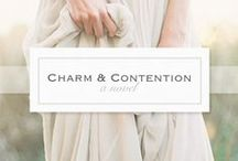 Charm and Contention / Inspiration for my novel! / by Adelyn Sterling