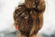 Hot Hair for a Cold Winter / Add volume or length to your existing hair by using quality, full head clip in hair extension sets to give you the look you want to achieve with real human hair, designed to suit your hair. Straighten or curl these durable hair extensions to achieve the look and style you are seeking. These easy to care for extensions are available in a wide range of colours and lengths and are quick to clip in, as they come with clips already attached. Just in 5 minutes, you will have the hair you wanted.